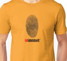 ididntdoit Unisex T-Shirt