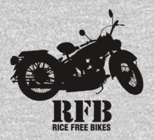 Rice Free Bikes by PETER CULLEY