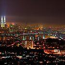 Kuala Lumpur Metropolitan by Steven  Siow