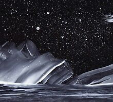 Ice Comet by Pam Amos