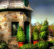 """"""" The  Garden House """" by canonman99"""