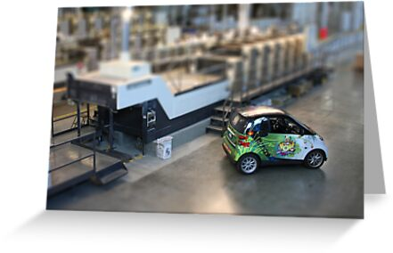 Smart Car by Tim Wright