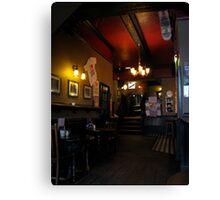 Pub with no Beer? Canvas Print