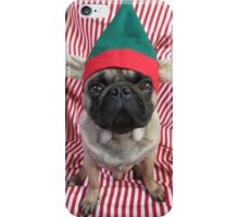 Red Puggy Pixie iPhone Case/Skin