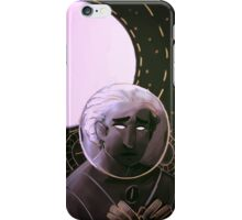 Space Dweller (1) iPhone Case/Skin