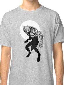 Loup-garou Homme Classic T-Shirt