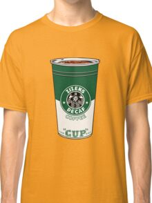 Zizek's decaffeinated coffee Classic T-Shirt