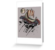 Viking Voyage Greeting Card