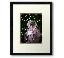 Space Dweller (3) Framed Print