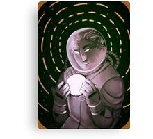 Space Dweller (3) Canvas Print
