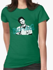 Scrubs JD Womens Fitted T-Shirt