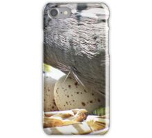 Turning the Eggs iPhone Case/Skin