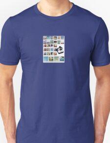 polaroided Unisex T-Shirt