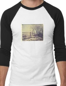 OLD FARM Men's Baseball ¾ T-Shirt
