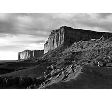 Valley Entrance Photographic Print