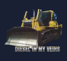 Diesel In My Veins by Rob Bryant