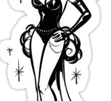 Showgirl Sticker