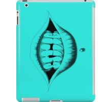 """""""SMILE"""" - The """"PLAYFUL TYPE"""" Collection iPad Case/Skin"""