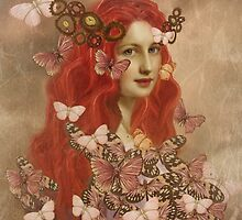Butterfly Kisses by strawberries