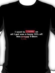Sale T T-Shirt
