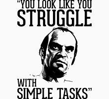 GTA V Trevor Simple Tasks T-Shirt