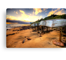 Old But Reliable - Long Reef, Sydney- The HDR Experience Canvas Print