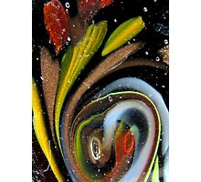 glass detail Photographic Print