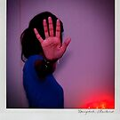 Hand Polaroïd by Laurent Hunziker