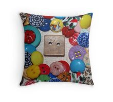 Collared Throw Pillow