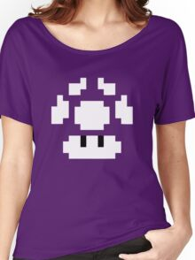 1UP Red - Super Mario Bros  Women's Relaxed Fit T-Shirt