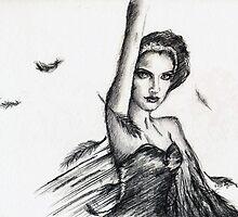 Black Swan by dreamyriona