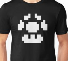 1UP Black - Super Mario Bros Unisex T-Shirt