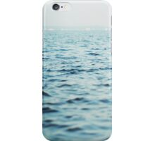 The Blue Channel iPhone Case/Skin