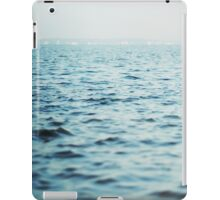 The Blue Channel iPad Case/Skin