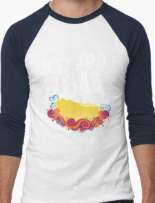 Get off of my cloud Men's Baseball ¾ T-Shirt