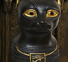 Bastet The Cat God by Keith G. Hawley