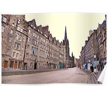 The Royal Mile. Poster