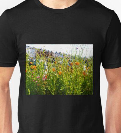 A Pretty Screen............Sidmouth, Devon UK Unisex T-Shirt