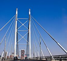 Nelson Mandela Bridge by RatManDude