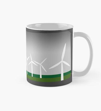 Turbine from a Grey Train Mug