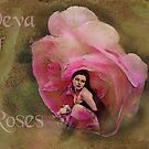 Deva Of Roses by Andrea Ida Rausch