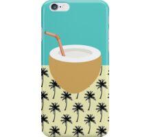 Coconut Fiesta  iPhone Case/Skin