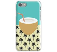 Coconut Fiesta  iPhone Case/Skin