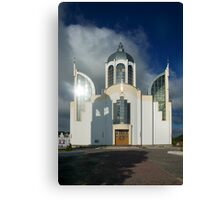 Church of St Peter and St Paul-Chortkiw, Ukraine Canvas Print