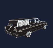Falcon Wagon '64 (Updated) One Piece - Short Sleeve