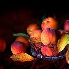 Eat A Peach by Jerry E Shelton