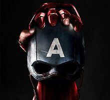 Captain America Civil War by Jpakieto