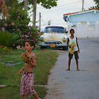 Baseball en Cuba  by Ameth