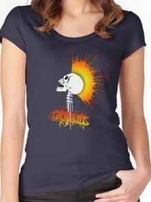 Mohawk! Women's Fitted Scoop T-Shirt