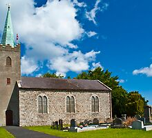 Ardmore Parish Church by redpaul